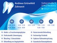 Zahnarzt Grünefeld